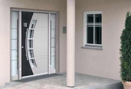 Ukázka vstupních dveří Inotherm