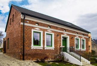 Rekonstrukce rodinného domu v Hlučíně s využitím tašek Bramac