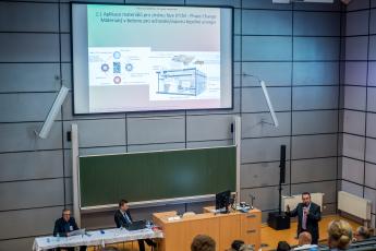 Odborná přednáška prof. Ing. Rostislava Drochytky, CSc., MBA