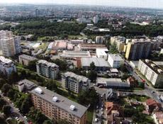 Developer T.E koupil brownfield na pražském Jarově a plánuje zde postavit byty, obchody a kanceláře