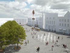 Úpravy centra Benešova navrhnou Marcela Steinbachová a Vít Holý
