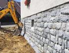 DELTA-TERRAXX – spolehlivé odvodnění spodní stavby