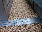 Bezbariérové odvodnění teras v Krkonoších systémovými žlaby MEATEC