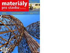 Materiály pro stavbu 6/2018