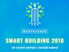 Témata chytrých a šetrných budov na konferenci Smart Building již 12. září 2018