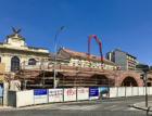 Dodávky betonu pro rekonstrukci Negrelliho viaduktu