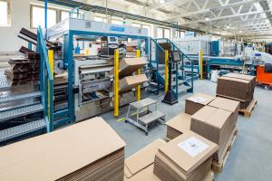 Lasselsberger otevřel v Chlumčanech novou výrobní linku na velkoformátovou dlažbu RAKO