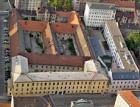 Kreativní centrum v bývalé věznici v Brně vyprojektuje Kava