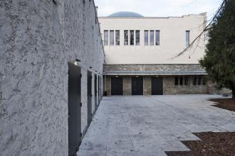 Obnovená neologická synagoga v Žilině