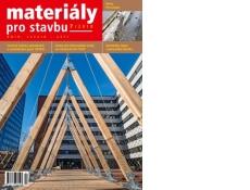 Materiály pro stavbu 7/2018