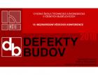 Konference Defekty budov 2018