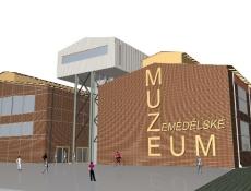 V Ostravě se začala stavět pobočka Národního zemědělského muzea