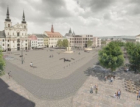 Soutěž na obnovu Masarykova náměstí v Jihlavě vyhrál MCA atelier