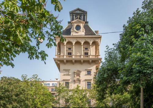 Rekonstrukce Vodárenské věže Na Výšinách, Praha