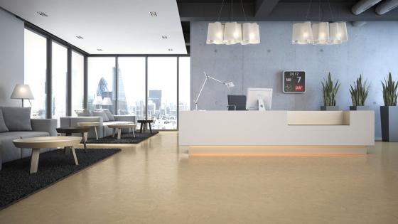 Sto nabízí širokou škálu barev, a proto každá podlaha může být originálem s jedinečným a neopakovatelným designem. Platí to zejména v reprezentativních prostorách domů, ale i hotelů, kaváren, showroomů nebo butiků.
