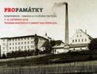 Konference ProPamátky – Obnova a využívání textilek