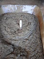 Chlazení betonu v letním období