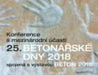 Betonářské dny 2018