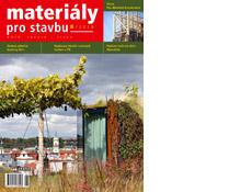 Materiály pro stavbu 8/2018