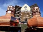 Věže kostela v Neratově letos získají původní barokní cibule