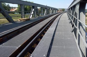 Stav mostu po rekonstrukci