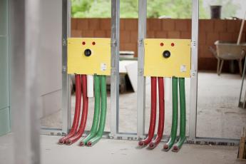 Instalační boxy – chytrá pomůcka pro osazení sanitární techniky