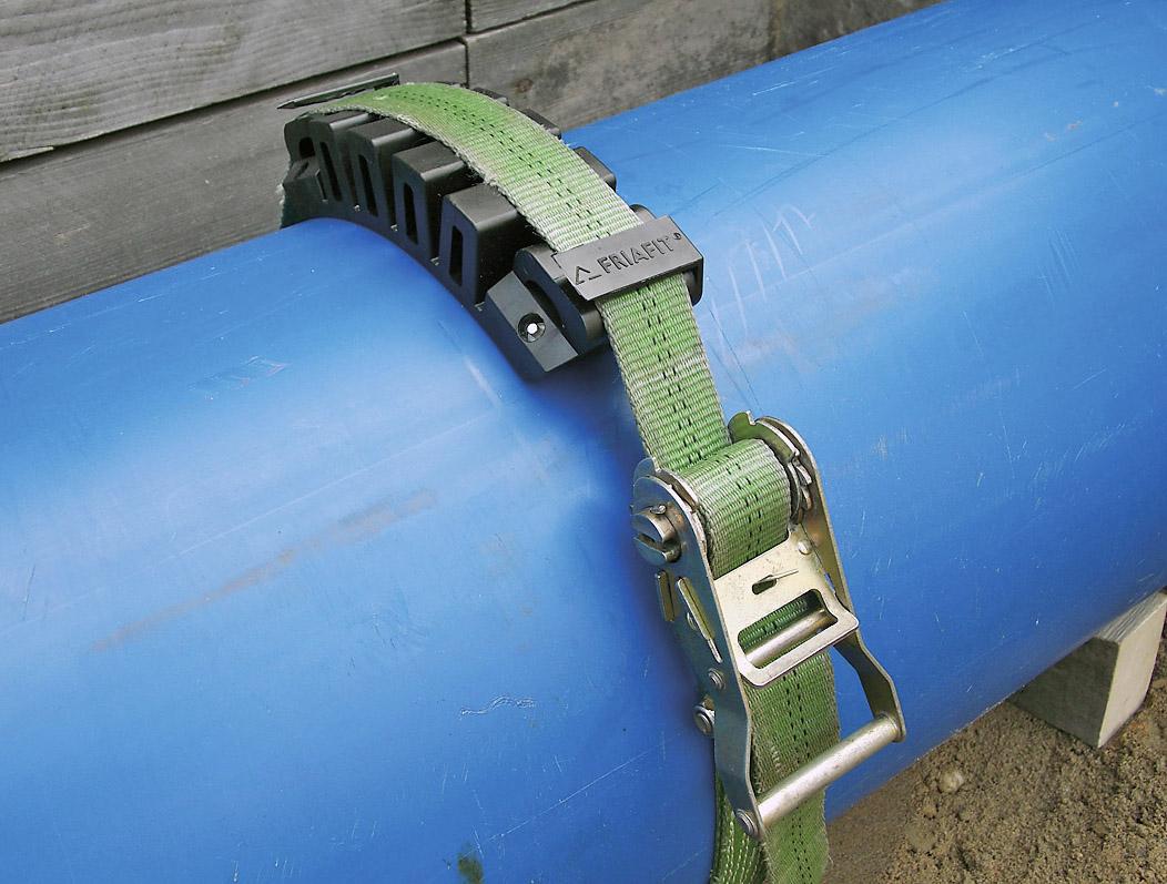 FIXBLOC – šikovný pomocník při rekonstrukcích a sanaci PE potrubí