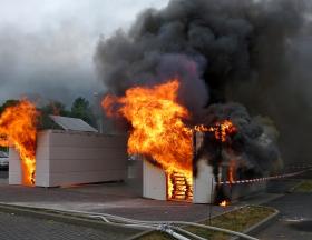 Požární odolnost zdiva Ytong a spřízněných značek Silka a Multipor