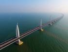 Čína otevřela most přes moře mezi Hongkongem a Macaem, foto Xinhua