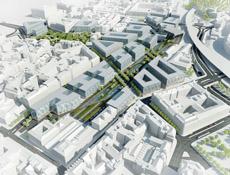 Nové vedení Prahy 1 chce úpravu projektu u Masarykova nádraží