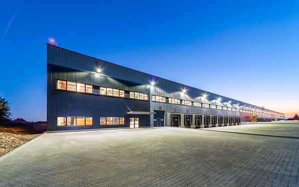 SEGRO Logistics Park Prague, Hostivice