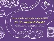 Seminář MatériO Fresh!