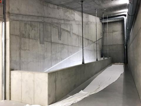 Dokončené leštěné betony CEMFLOW
