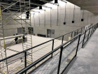 Pohledové betony a podlahy objektu New DOX