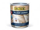 Bondex Floor Varnish – jednosložkový polyuretanový podlahový lak na všechny druhy dřeva