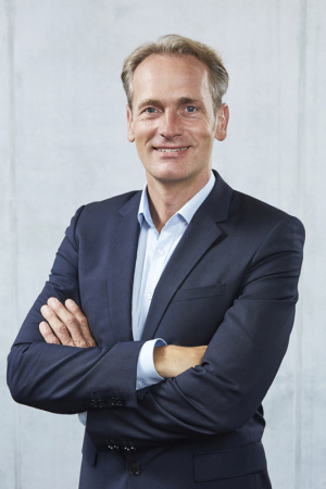 Klaus Bröker, ředitel obchodní jednotky Střední Evropa firmy tremco illbruck GmbH