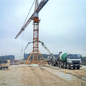 Obr. 6: Betonáž mostovky