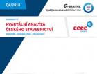 CEEC Research: Kvartální analýza českého stavebnictví Q4/2018