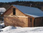 Se zimními maltami nebo zdicí pěnou HELUZ je možné stavět i v mírné zimě