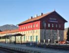 SŽDC opravila 140 let staré nádraží Železná Ruda-Alžbětín