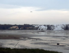 Cemix dodal vápno na desinfekci přeloučského rybníka