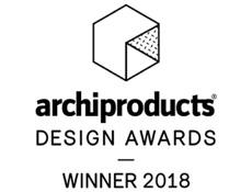 Produktová řada Kingfire vítězem Archiproducts Design Award 2018