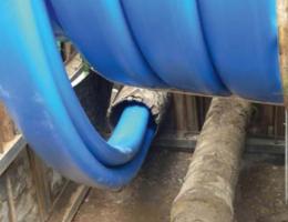Technologie vložkování Compact Pipe