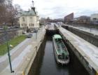 V Praze začala rekonstrukce plavební komory; umožní přepravu větších nákladů