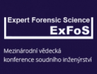 Konference ExFoS (Expert Forensic Science)