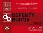 Ohlédnutí za jubilejní konferencí Defekty budov