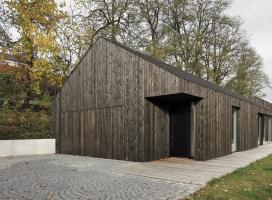 Architekt Kunc se rozhodl pro minimalistický koncept, který se mu podařilo dovést do všech detailů