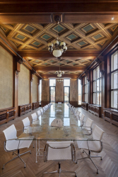 Novým projektem se palác vrátil kpůvodnímu lesku a kmoderním technologiím