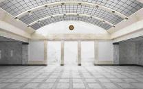 Moderní přístavba vzadní frontě byla určena pro Anglo-československou banku abyla realizována dle návrhu Josefa Gočára