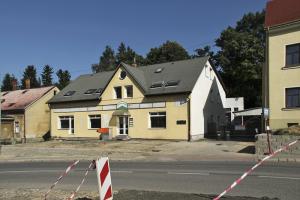 Dům před obnovou
